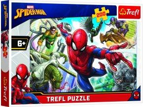Puzzle Disney Marvel Spiderman 200 dílků