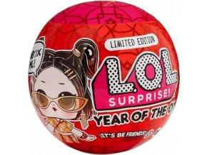 MGA L.O.L. SURPRISE Novoroční série panenka