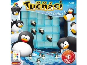 Logická hra Smart Tučňáci na ledu