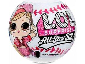 L.O.L. SURPRISE panenka Sportovní hvězdy Play Ball