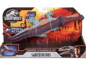 Jurský svět Dinosauři v pohybu Sarcosuchus