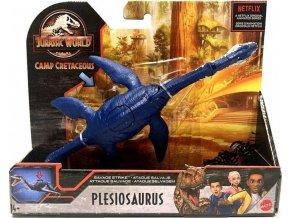 Jurský svět: Křídový kemp Plesiosaurus