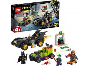 LEGO Super Heroes 76180 Batman™ vs. Joker™: Honička v Batmobilu