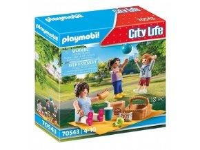 PLAYMOBIL 70543 Piknik v parku