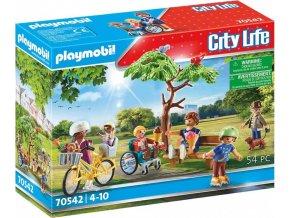 PLAYMOBIL 70542 V městském parku