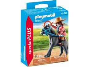 PLAYMOBIL 70602 Rodeo jezdkyně