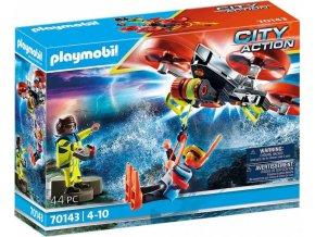 PLAYMOBIL 70143 Záchranný dron