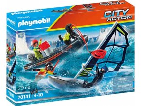 PLAYMOBIL 70141 Záchrana surfaře