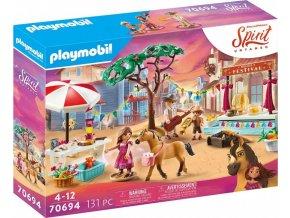 PLAYMOBIL 70694 Festival v Miradero