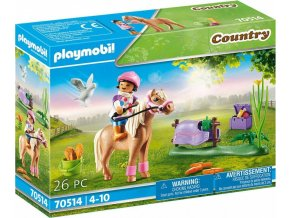 PLAYMOBIL 70514 Islandský Poník