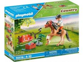 PLAYMOBIL 70516 Poník Connemara