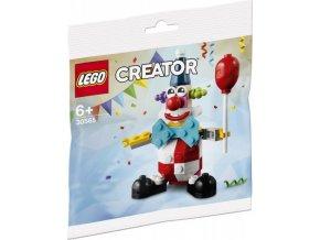 LEGO Creator 30565 Narozeninový klaun