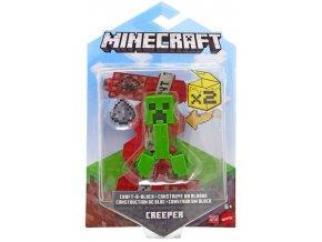 Minecraft figurka Creeper 1