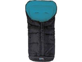 Fusak zimní Easy Lux černo - modrá