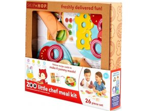 SKIPHOP SKIP HOP Zoo set Malý Kuchař 3 r+