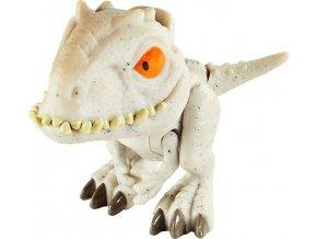 Jurský svět SNAP SQUAD Indominus Rex s pohyblivou čelistí