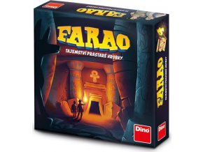 Hra Farao Tajemství prastaré hrobky