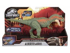 Jurský svět: Křídový kemp Albertosaurus