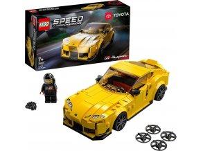 LEGO® Speed Champions 76901 Toyota GR Supra