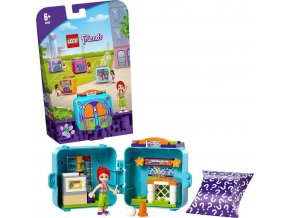 LEGO® Friends 41669 Miin fotbalový boxík