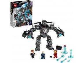 LEGO® Super Heroes 76190 Iron Man: běsnění Iron Mongera