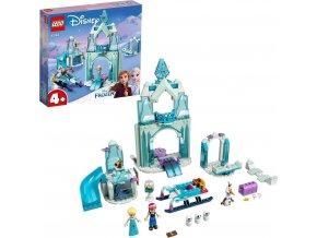 LEGO®   Disney Princess™ 43194 Ledová říše divů Anny aElsy
