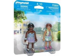 PLAYMOBIL 70691 DuoPack Dívky na nákupech