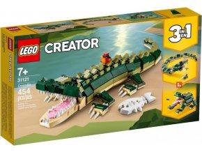LEGO Creator 31121 Krokodýl