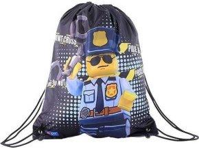 LEGO CITY Police Cop - pytlík na přezůvky