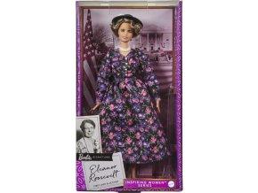 Barbie Inspirující ženy - Eleanor Roosevelt