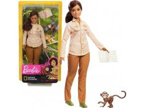 Barbie National Geographic Ekoložka