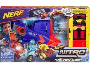 NERF Nitro Flashfury Chaos, Hasbro C0788