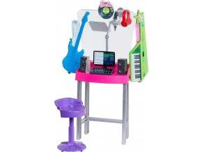 Barbie Dokonalé pracoviště zpěvačky