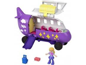 Polly Pocket Letadlo