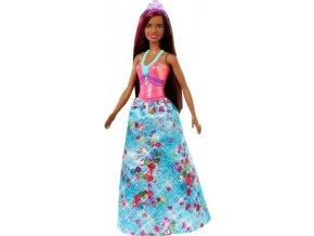 Barbie Kouzelná princezna Dreamtopia černoška