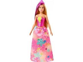 Barbie Kouzelná princezna Dreamtopia blondýnka