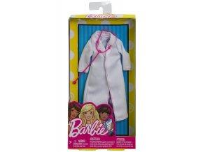 Barbie profesní oblečení - doktorka