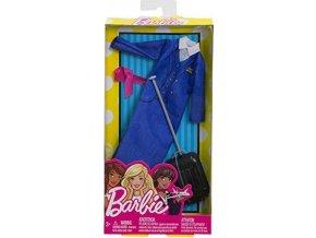 Barbie profesní oblečení - letuška