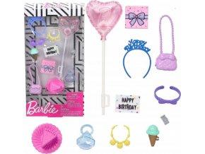 Barbie Dolpňky Happy Birthday