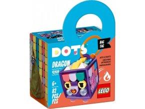 LEGO® DOTS™ 41939 Ozdoba na tašku Dráček