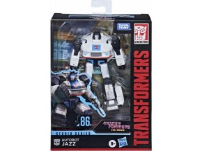Transformers GEN: Deluxe AUTOBOT JAZZ