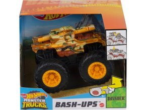 Hot Wheels® Monster Trucks Velká srážka Invader