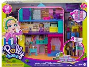 Polly Pocket PollyVille Zábavná střední škola