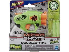 Hasbro NERF Microshots DoubleStrike, E3000