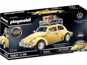 PLAYMOBIL 70827 Volkswagen Brouk Chrome Speciální edice