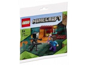 LEGO® Minecraft 30331 The Nether Duel (Souboj v podsvětí)