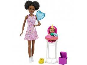 Barbie Skipper chuva s miminkem 2
