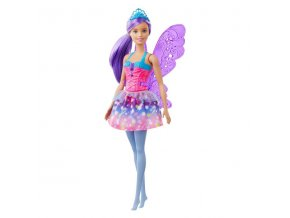 Barbie kouzelna vila Dreamtopia 1