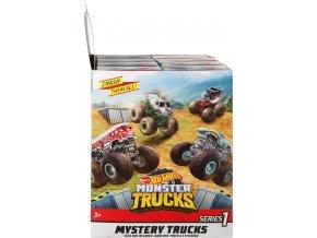 Hot Wheels Monster Trucks mini auto