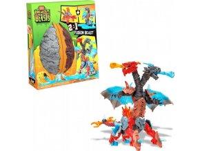 Breakout Beasts Dvouhlavý drak